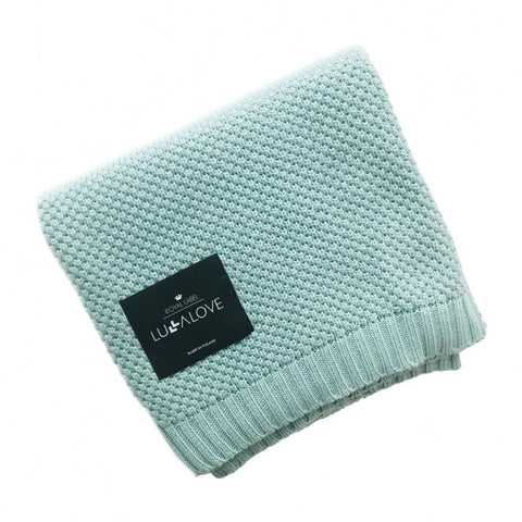 All Year Bamboo Blanket - Sage