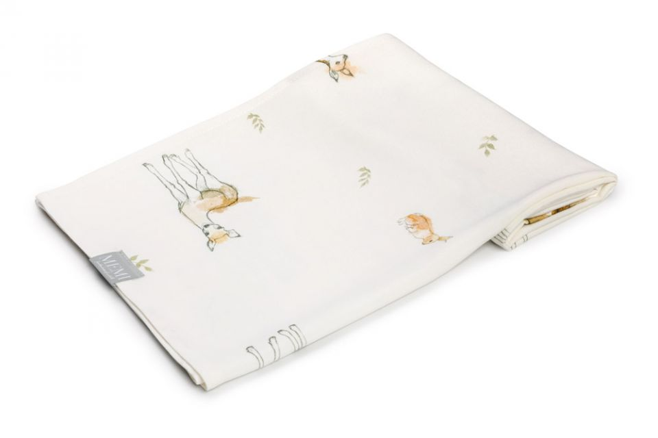 Bamboo Swaddle Blanket - Forest (2 sizes)