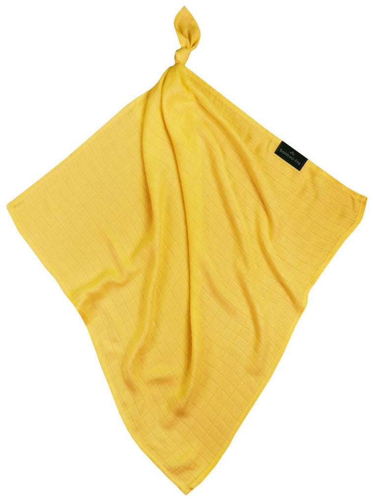 Muslin Square - Classic Yellow