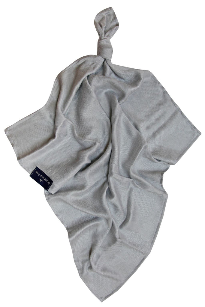 Bamboo Swaddle - Clouds Grey