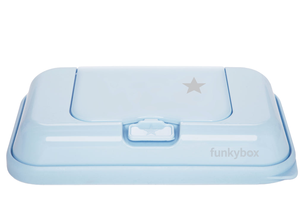 Funkybox To Go - Pale Blue Star