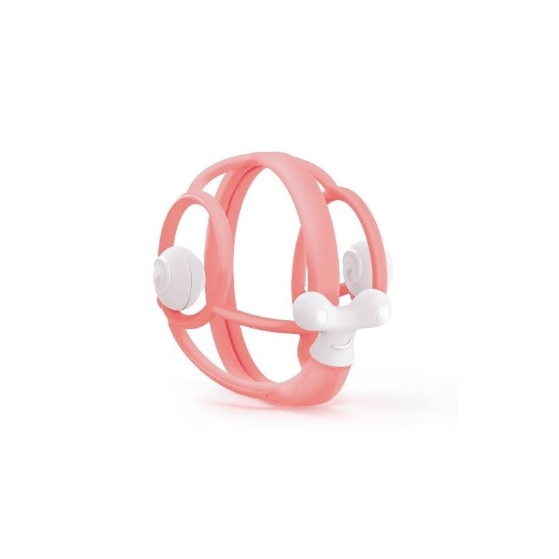 Mombella Snail teether (colours)
