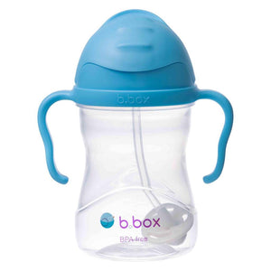 NEW B Box sippy cup - Blueberry