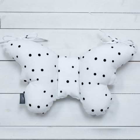 Travel pillow - Dots