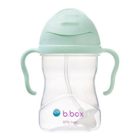 NEW B Box sippy cup - Pistachio