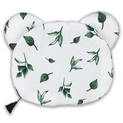 Bamboo Pillow - Vintage Flowers