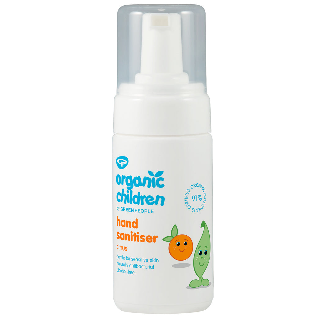 Organic Children Hand Sanitiser - 100 ml