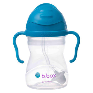 NEW B Box sippy cup - Cobalt