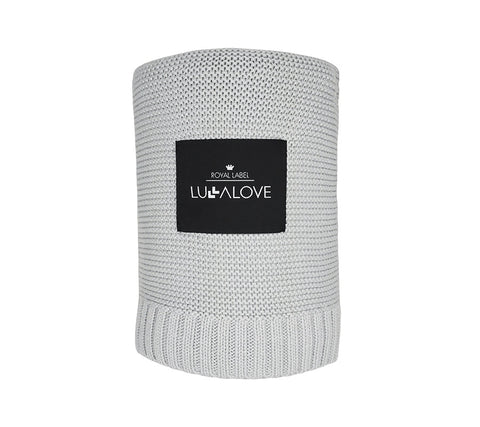All Year Bamboo Blanket - Grey