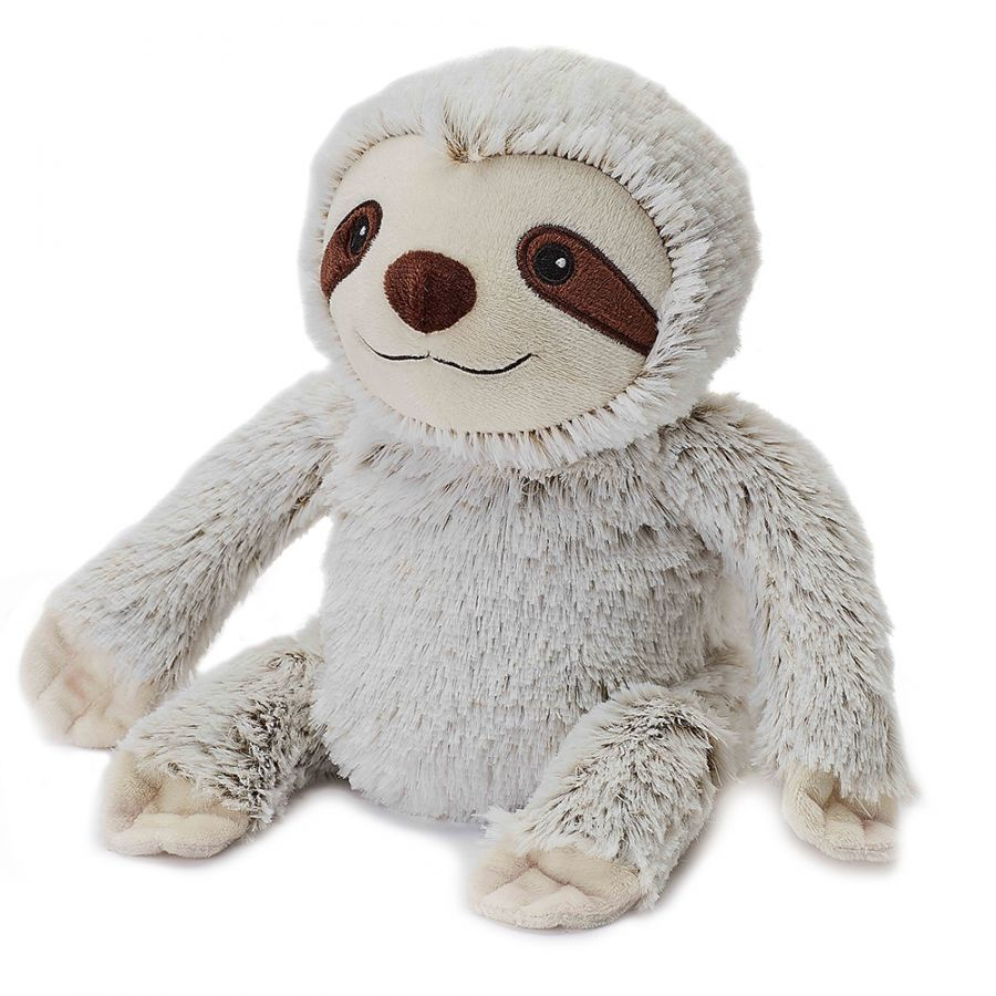 "Warmies® Large 13"" Marshmallow Sloth"