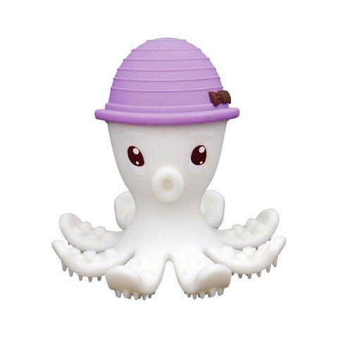 Mombella Octopus teether (colours)