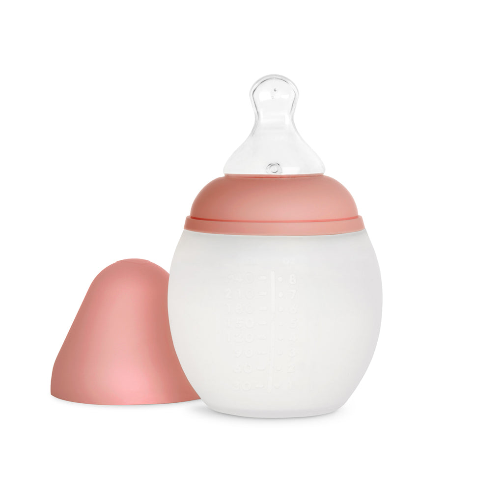 Elhee Feeding Bottle (150ml/240ml) - Summer Coral