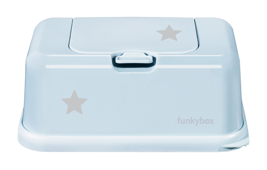 Funkybox - Pale Blue Star