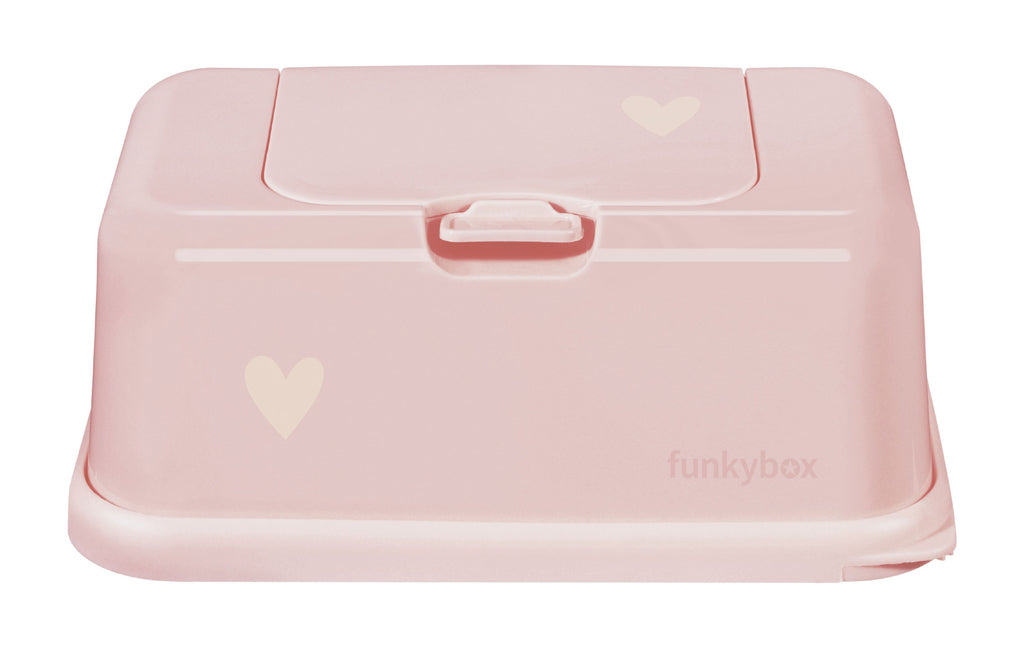 Funkybox - Pale Pink Heart
