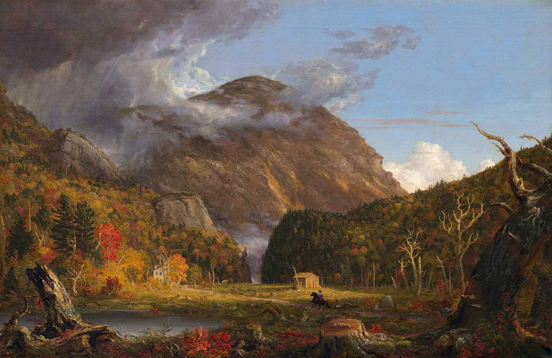 Overview of the Hudson River School of Artist