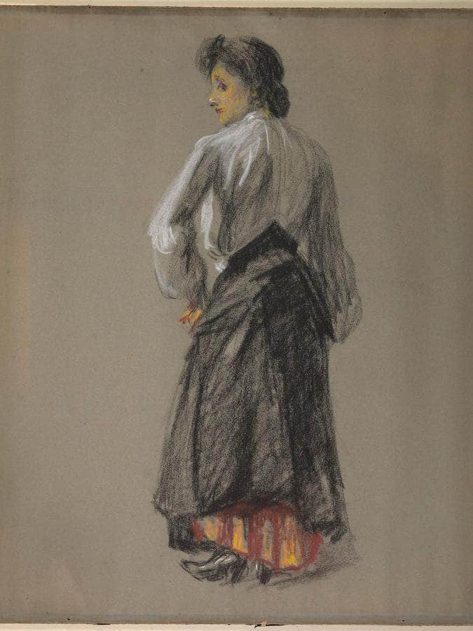 1900 By Alice Pike Barney