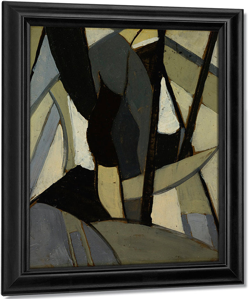 Abstraction By Arthur Dove