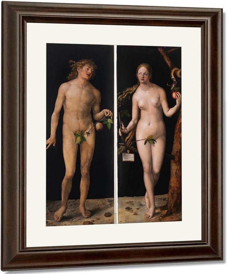 Adam And Eve Prado 2 Upload Tmp By Albrecht Dürer