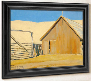 Alder Creek Ranch By Maynard Dixon
