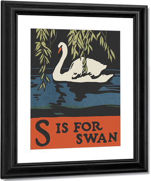 Alphabet S Is For Swan By C.B. Falls