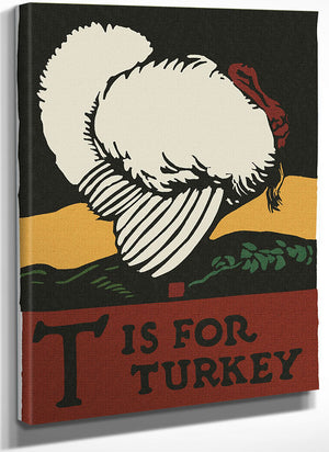 Alphabet T Is For Turkey By C.B. Falls