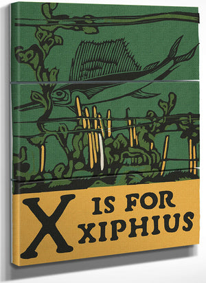 Alphabet X Is For Xiphius By C.B. Falls