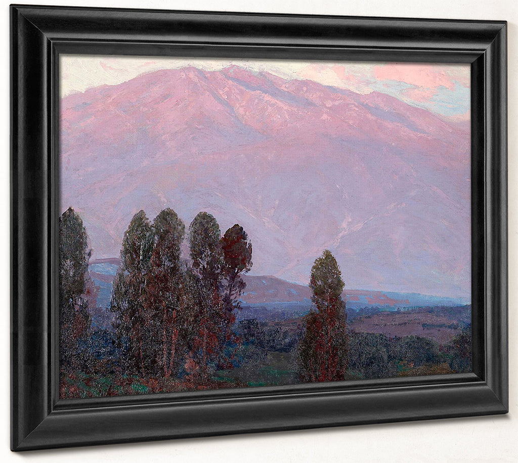 Altadena Dawn By Edgar Payne