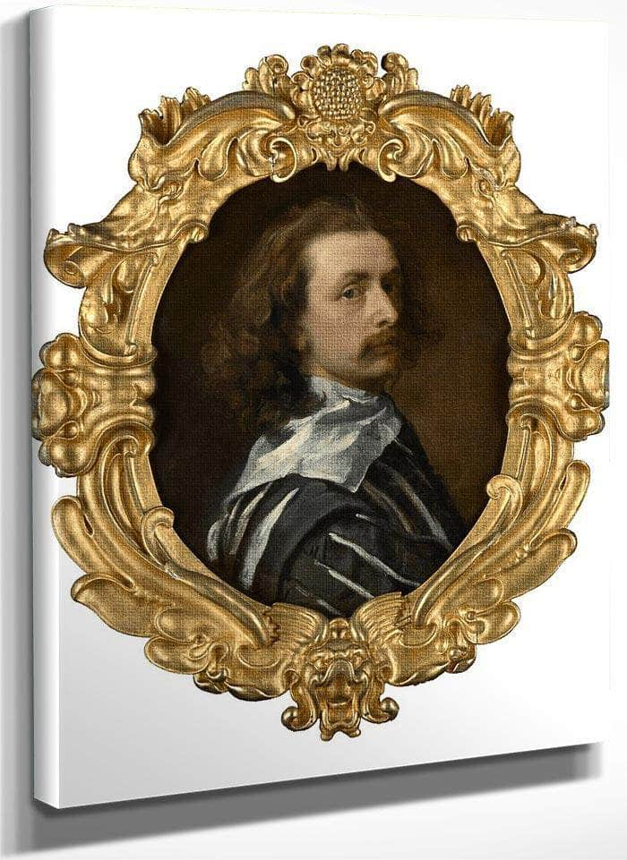 Anthony Van Dyck Self Portrait 1641 By Anthony Van Dyck