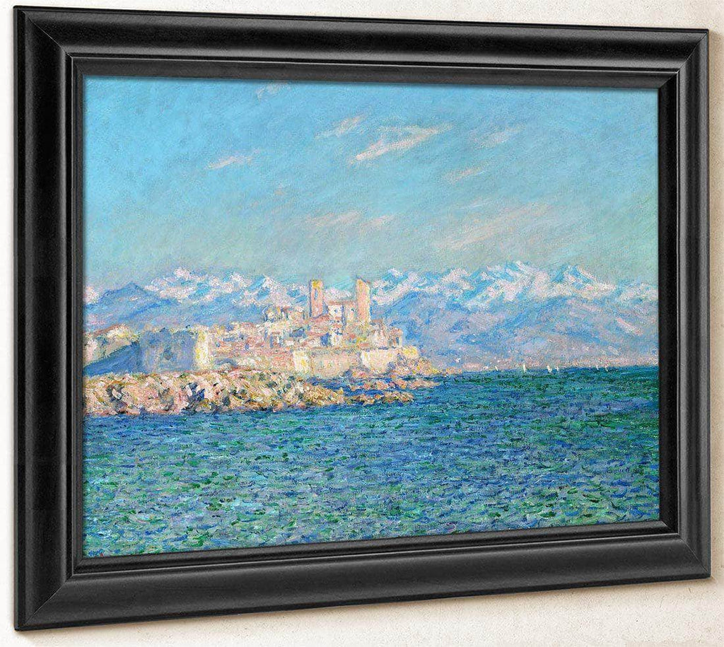 Antibes Afternoon Effect By Monet Claude