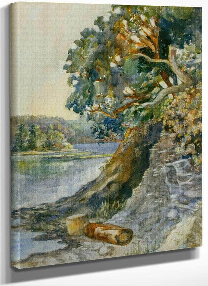 Arbutus Tree By Emily Carr