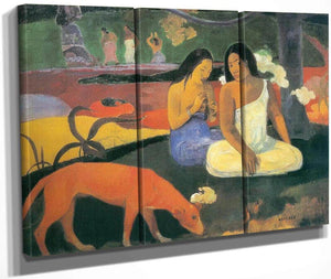 Arearea ( Happiness) By Paul Gauguin