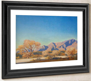 Arizona Autumn By Maynard Dixon