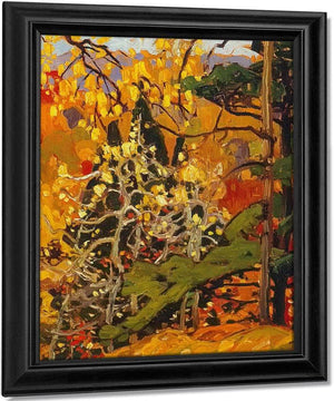 Autumn Splendour By Frank Carmichael