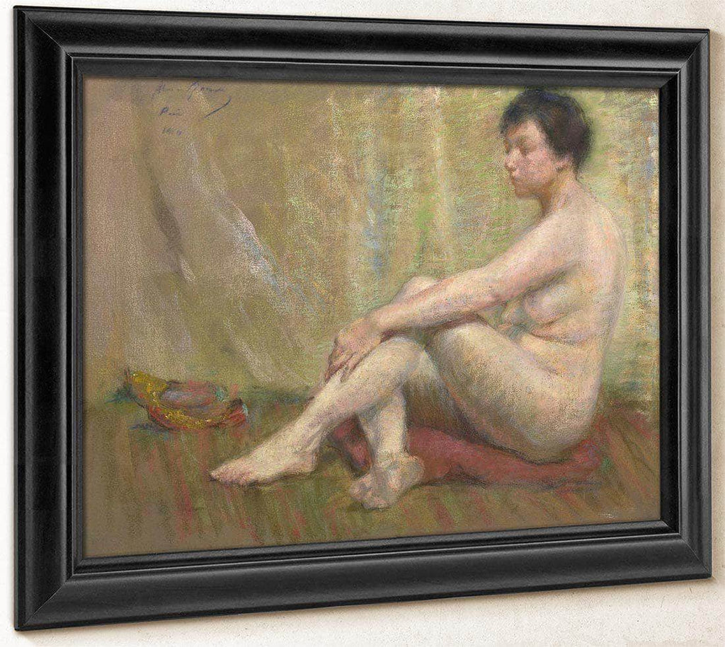 Between Poses By Alice Pike Barney