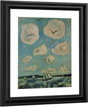 Birds Of The Bagaduce By Marsden Hartley