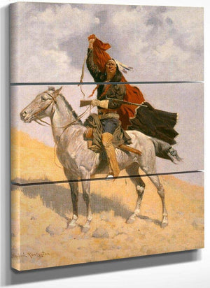 Blanket Signal By Frederic By Remington