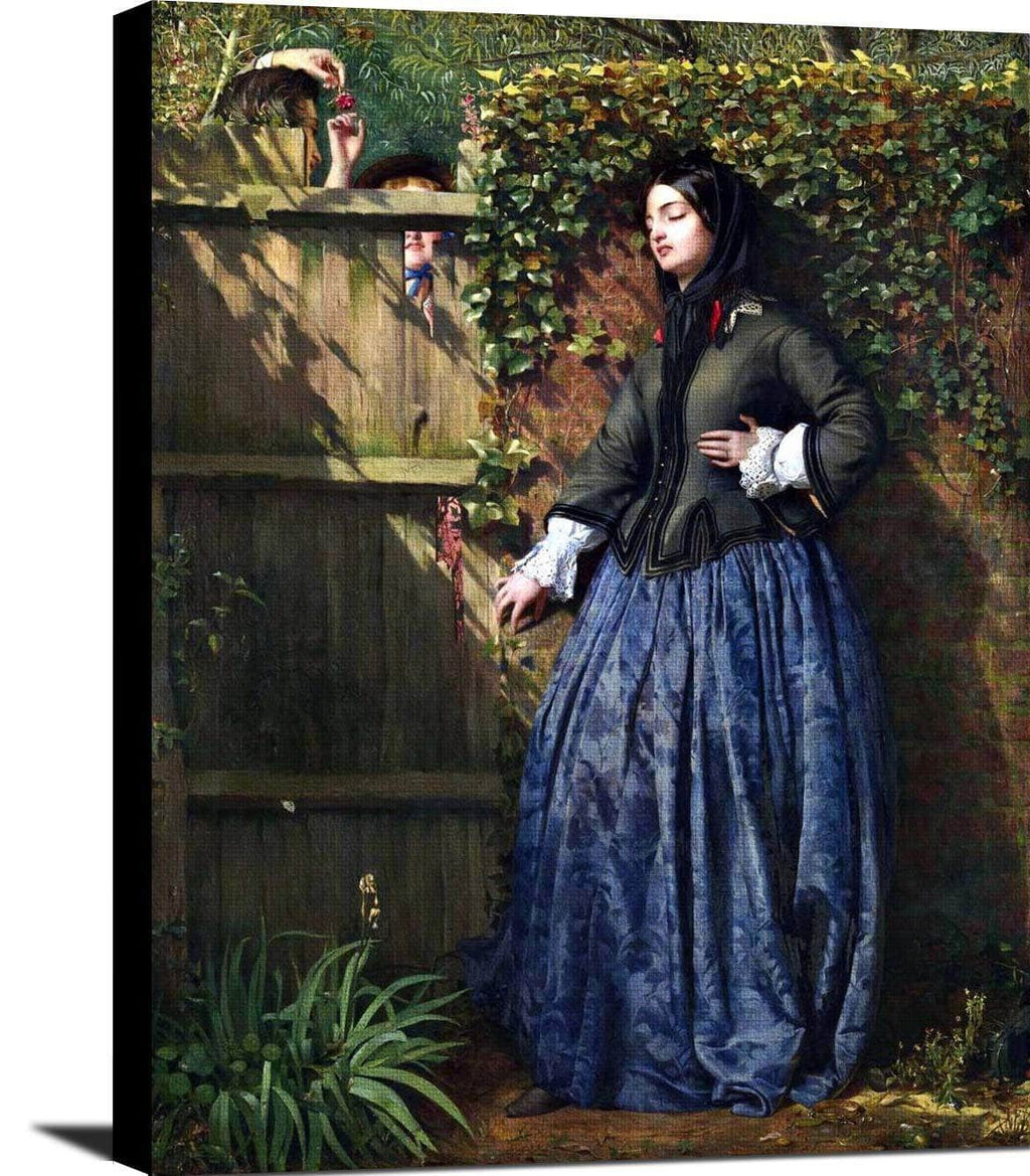 Broken Vows Painting Philip Hermogenes Calderon Canvas Art