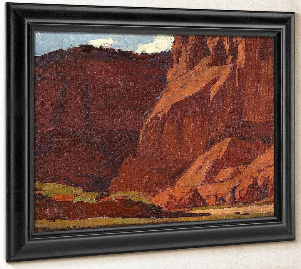 Canyon De Chelly By Edgar Payne1