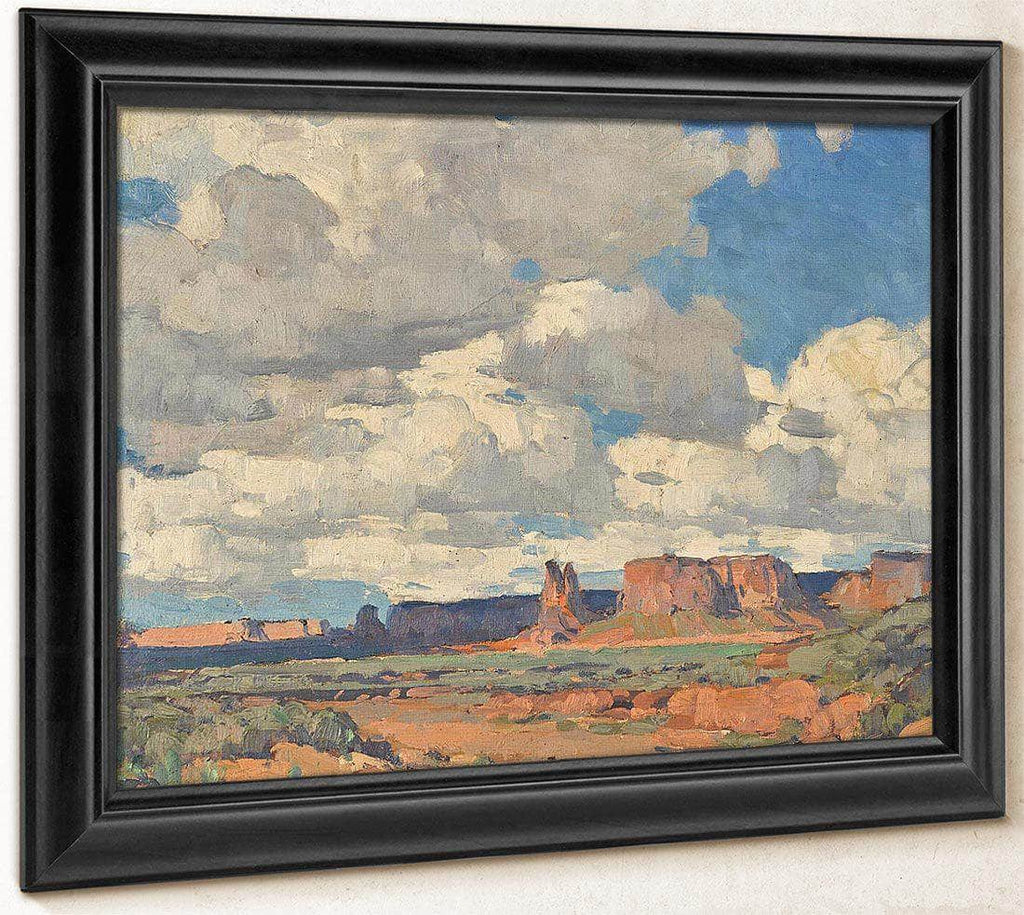 Canyon De Chelly By Edgar Payne