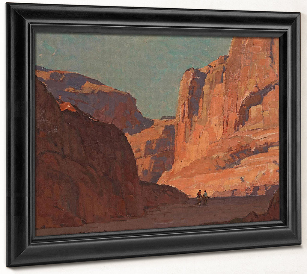 Canyon Del Muerto By Edgar Payne