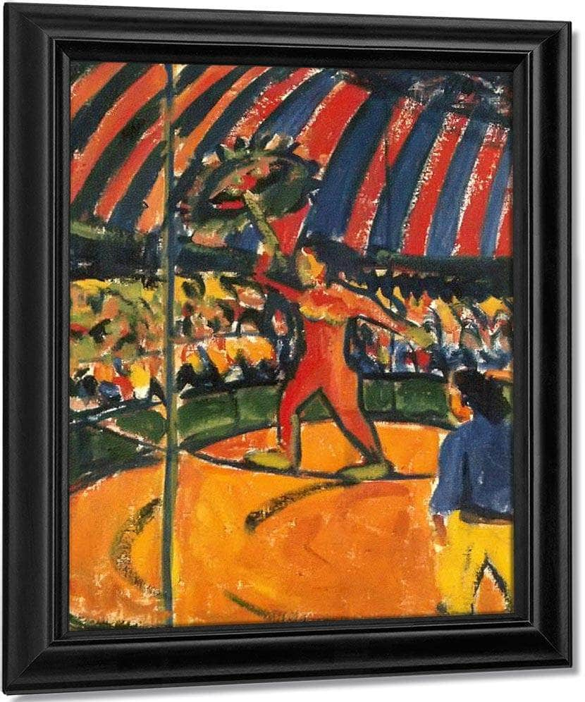 Circus1909 M9 Erich Heckel By