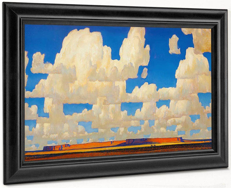 Cloud World By Maynard Dixon