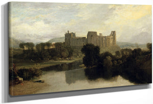 Cockermouth Castle By Joseph Mallord William Turner