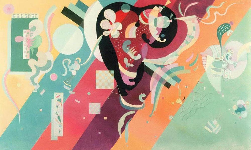 Composition Ix 1936 By Wassily Kandinsky