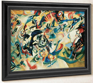 Composition Vii By Wassily Kandinsky