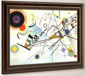 Composition Viii 1923 By Wassily Kandinsky