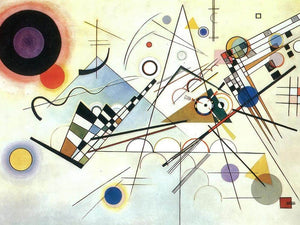 Composition Viii By Wassily Kandinsky