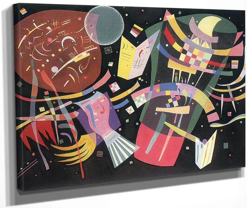 Composition X 1939 By Wassily Kandinsky