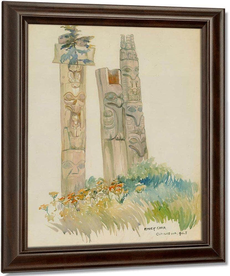 Cumshewa By Emily Carr