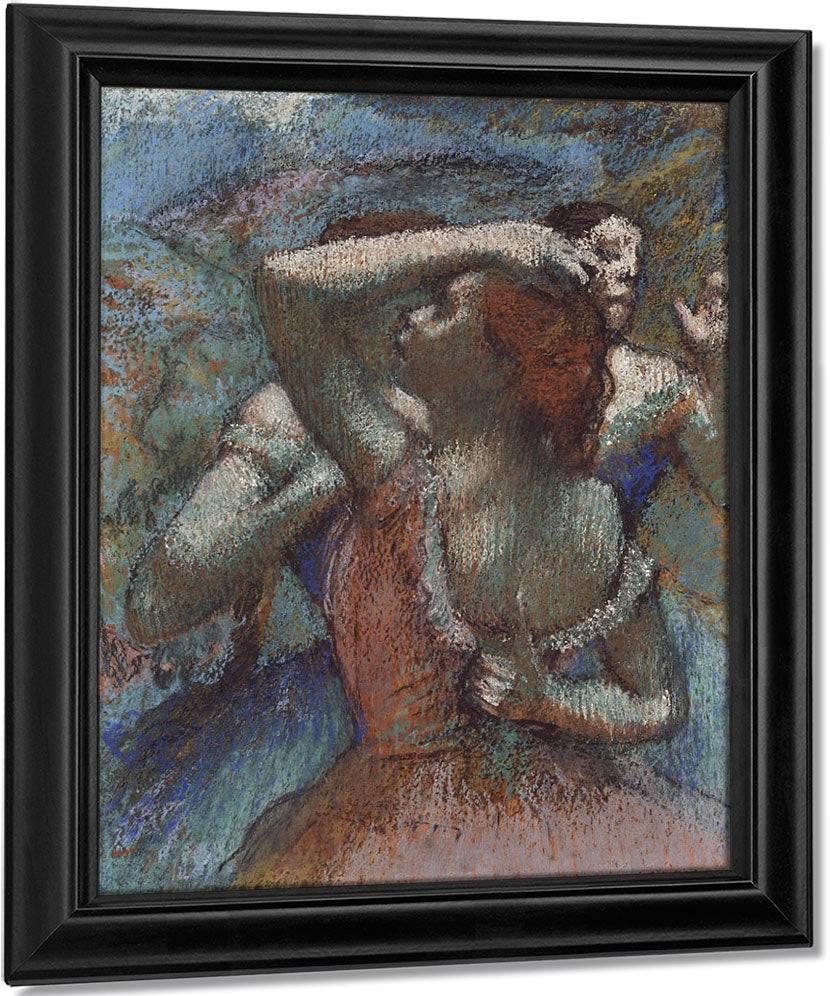 Dancers 1 By Edgar Degas